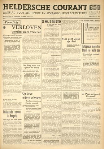 Heldersche Courant 1940-01-22