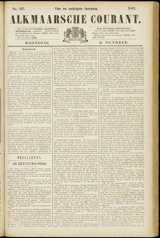 Alkmaarsche Courant 1882-10-25