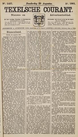 Texelsche Courant 1901-08-29