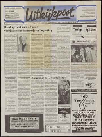 Uitkijkpost : nieuwsblad voor Heiloo e.o. 1996-06-05