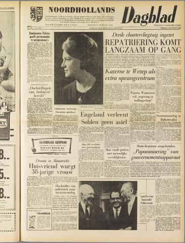 Noordhollands Dagblad : dagblad voor Alkmaar en omgeving 1962-08-03