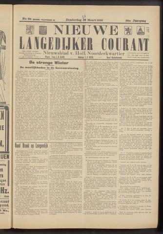 Nieuwe Langedijker Courant 1929-03-21