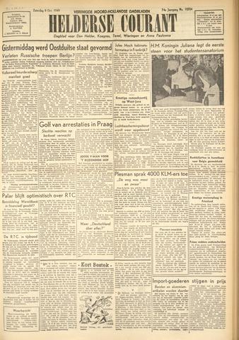 Heldersche Courant 1949-10-08