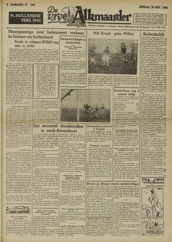 De Vrije Alkmaarder 1948-11-30