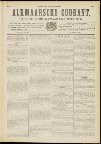Alkmaarsche Courant 1910-01-06