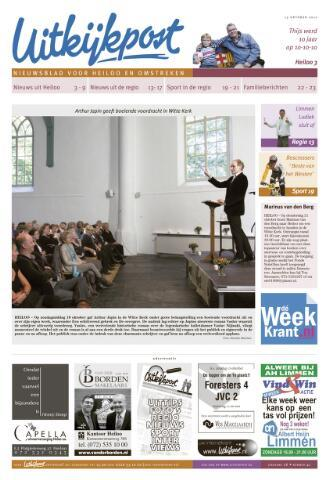 Uitkijkpost : nieuwsblad voor Heiloo e.o. 2010-10-13