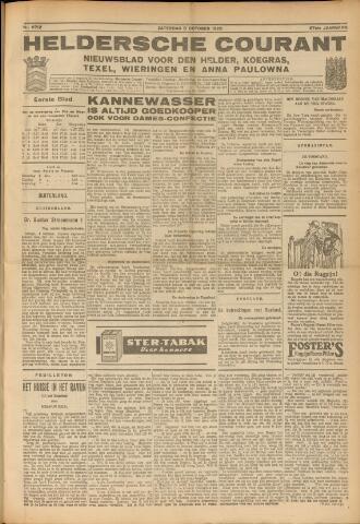 Heldersche Courant 1929-10-05