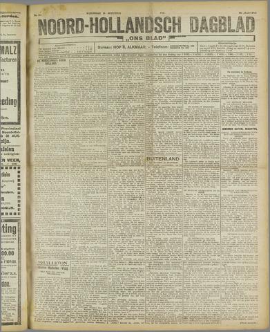 Ons Blad : katholiek nieuwsblad voor N-H 1921-08-31
