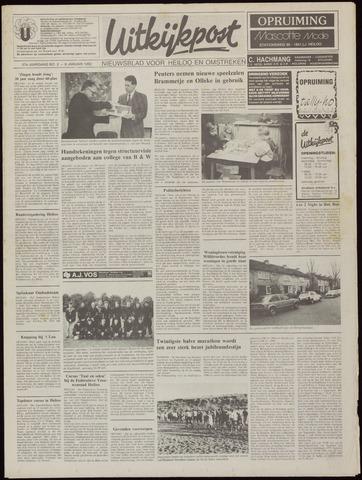 Uitkijkpost : nieuwsblad voor Heiloo e.o. 1992-01-08