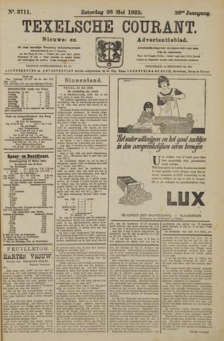 Texelsche Courant 1923-05-26