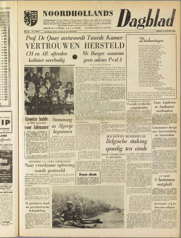 Noordhollands Dagblad : dagblad voor Alkmaar en omgeving 1961-01-06