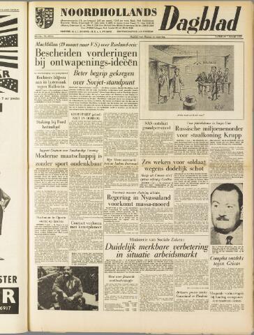Noordhollands Dagblad : dagblad voor Alkmaar en omgeving 1959-03-07