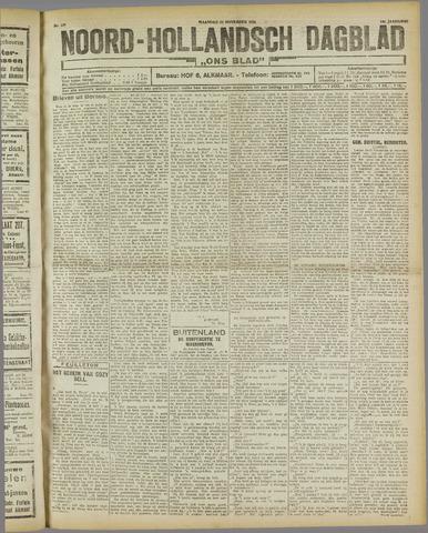 Ons Blad : katholiek nieuwsblad voor N-H 1921-11-21