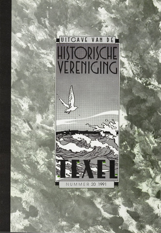 Uitgave Historische Vereniging Texel 1991-09-01
