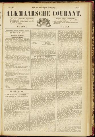 Alkmaarsche Courant 1883-07-08