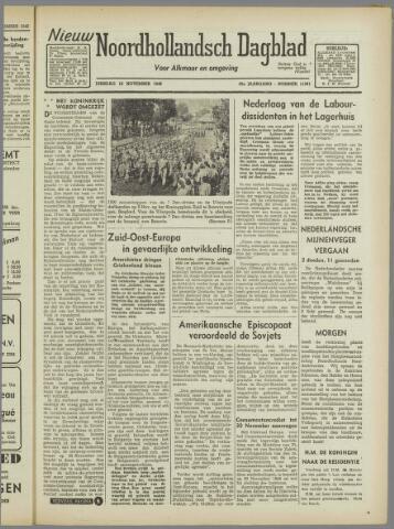 Nieuw Noordhollandsch Dagblad : voor Alkmaar en omgeving 1946-11-19