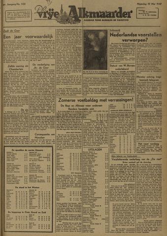 De Vrije Alkmaarder 1947-05-11