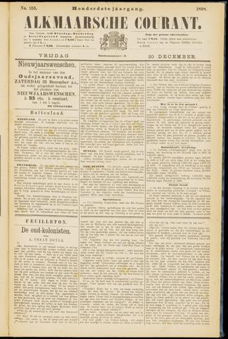 Alkmaarsche Courant 1898-12-30