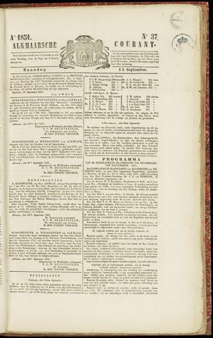 Alkmaarsche Courant 1851-09-15
