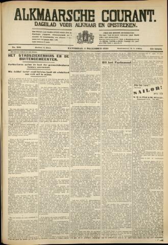 Alkmaarsche Courant 1930-12-06