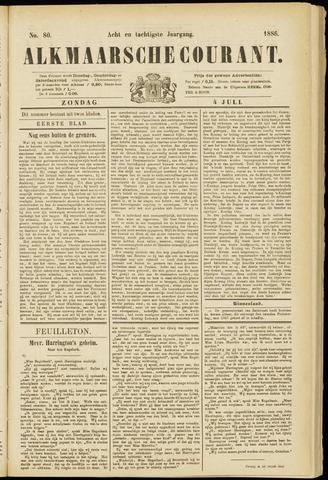 Alkmaarsche Courant 1886-07-04