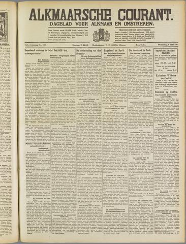 Alkmaarsche Courant 1941-06-04