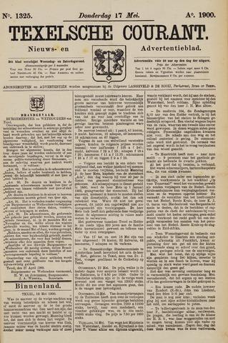 Texelsche Courant 1900-05-17