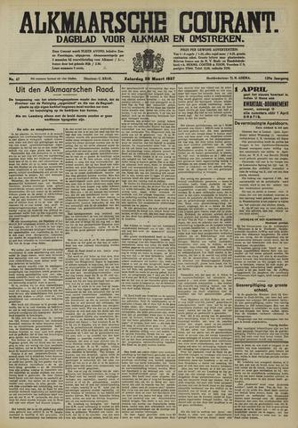 Alkmaarsche Courant 1937-03-20