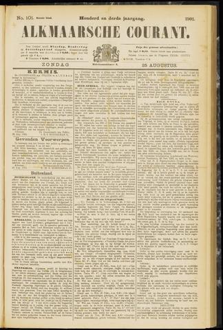 Alkmaarsche Courant 1901-08-25