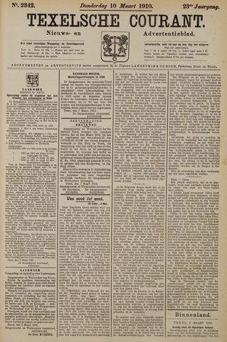 Texelsche Courant 1910-03-10