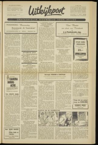 Uitkijkpost : nieuwsblad voor Heiloo e.o. 1962-05-10