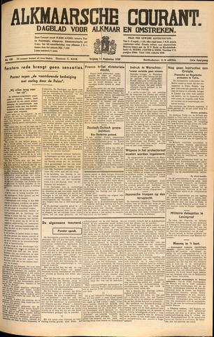 Alkmaarsche Courant 1939-08-11