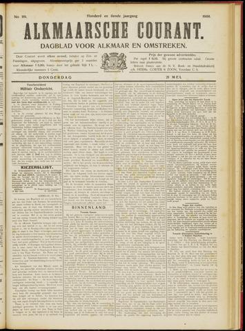 Alkmaarsche Courant 1908-05-21