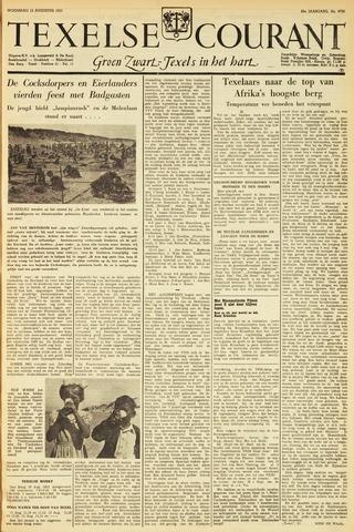 Texelsche Courant 1953-08-12