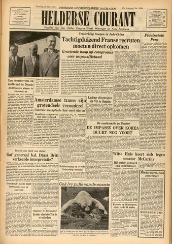 Heldersche Courant 1954-05-29