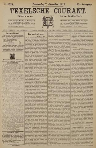 Texelsche Courant 1911-12-07