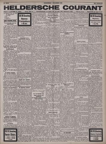 Heldersche Courant 1918-11-07