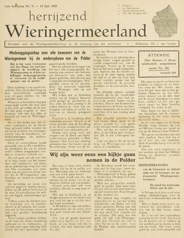 Herrijzend Wieringermeerland 1945-07-13