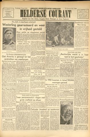 Heldersche Courant 1952-04-17