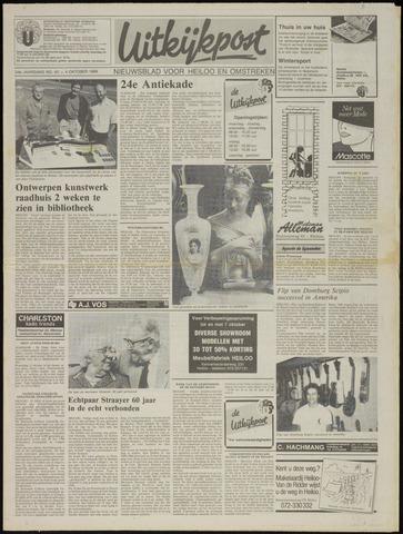 Uitkijkpost : nieuwsblad voor Heiloo e.o. 1989-10-04