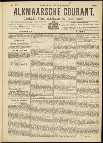 Alkmaarsche Courant 1906-07-04