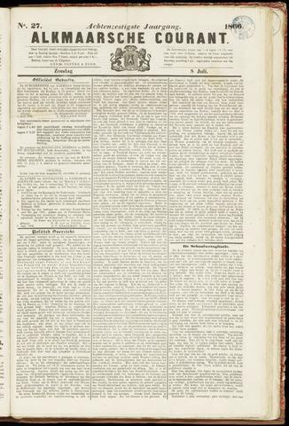 Alkmaarsche Courant 1866-07-08