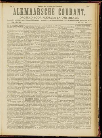 Alkmaarsche Courant 1919-01-13