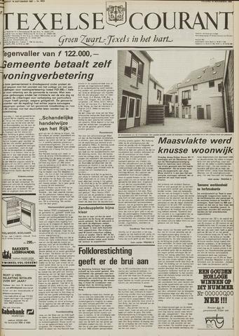 Texelsche Courant 1984-11-16