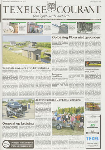Texelsche Courant 2009-07-03