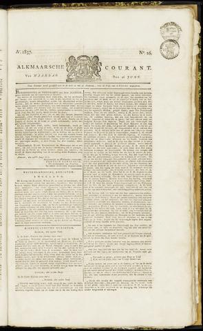 Alkmaarsche Courant 1837-06-26