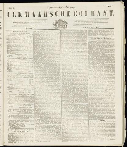 Alkmaarsche Courant 1872-02-04