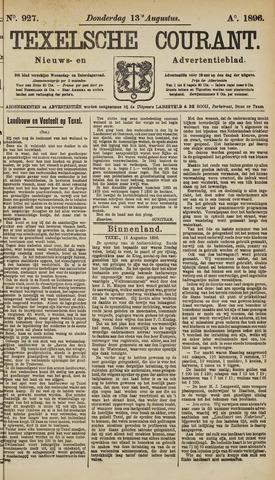 Texelsche Courant 1896-08-13