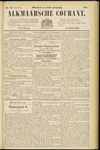 Alkmaarsche Courant 1899-10-13