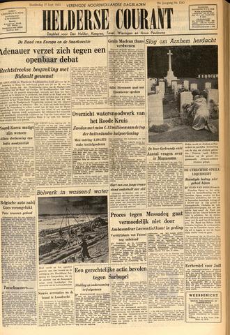 Heldersche Courant 1953-09-17